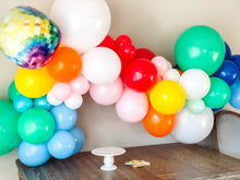 Load image into Gallery viewer, Fiesta DIY Balloon Garland Kit-6ft