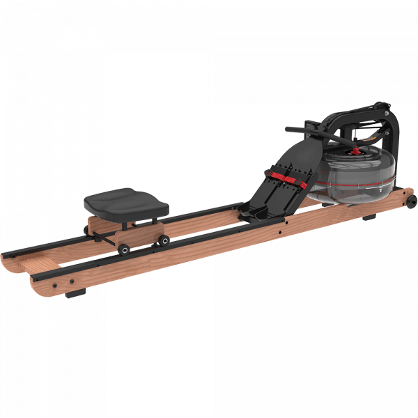WR Wood Water Resistance Rowing Machine