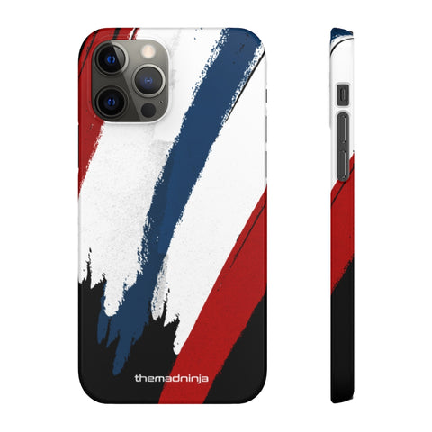 Thailand Wear Your Flag Snap Cases