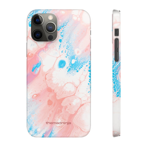 Pink Smudge Snap Cases
