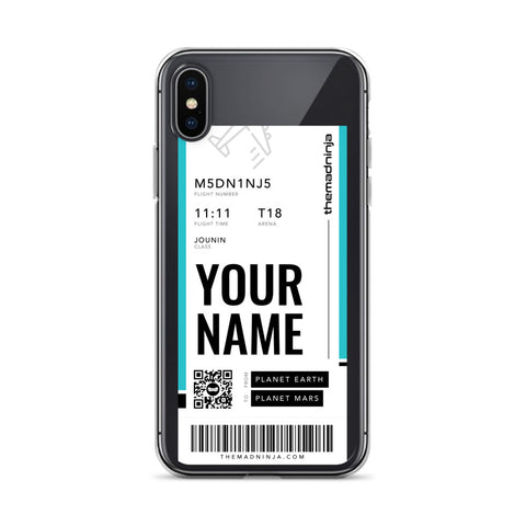 Custom Name - iPhone