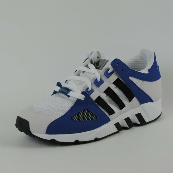 Adidas Equipment Running Guidance Mens Shoes Blue White S77281 Athletic Vintage