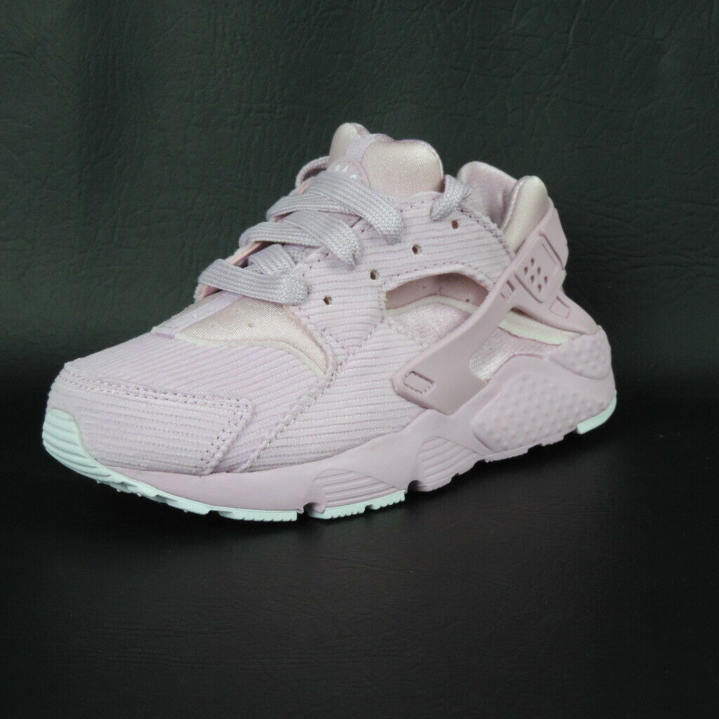 Nike Huarache Run SE PS AV8442 600 Little Kids Running Shoes Artic Pink Girls DS
