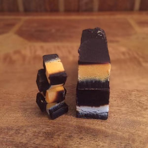 Cream Egg Fudge