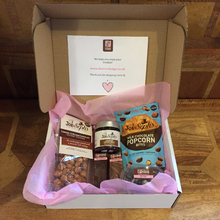 Load image into Gallery viewer, Chocoholics Gift Box (Pink)