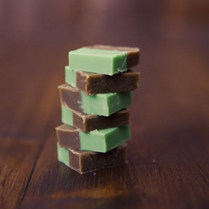 Chocolate & Mint Fudge