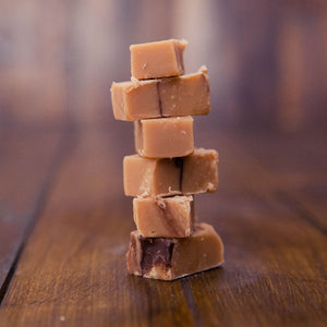 Chocolate & Caramel Fudge
