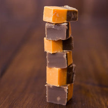 Load image into Gallery viewer, Chocolate & Orange Fudge