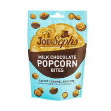 Load image into Gallery viewer, Milk Chocolate Popcorn Bites