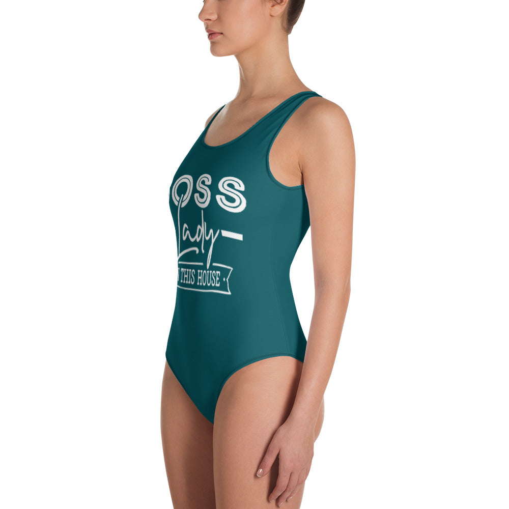 The Boss - One-Piece Swimsuit
