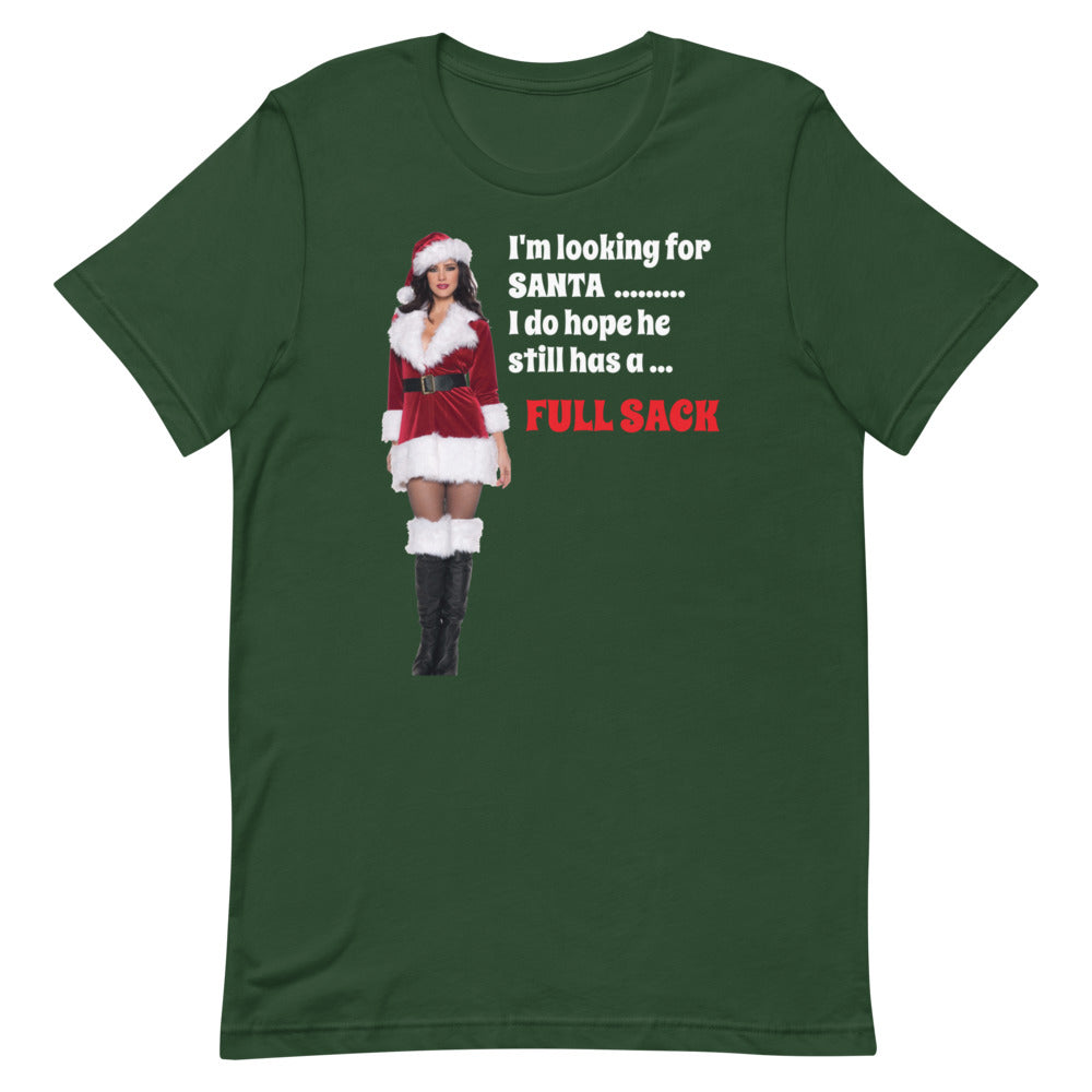 I'm looking for SANTA - Unisex T-Shirt