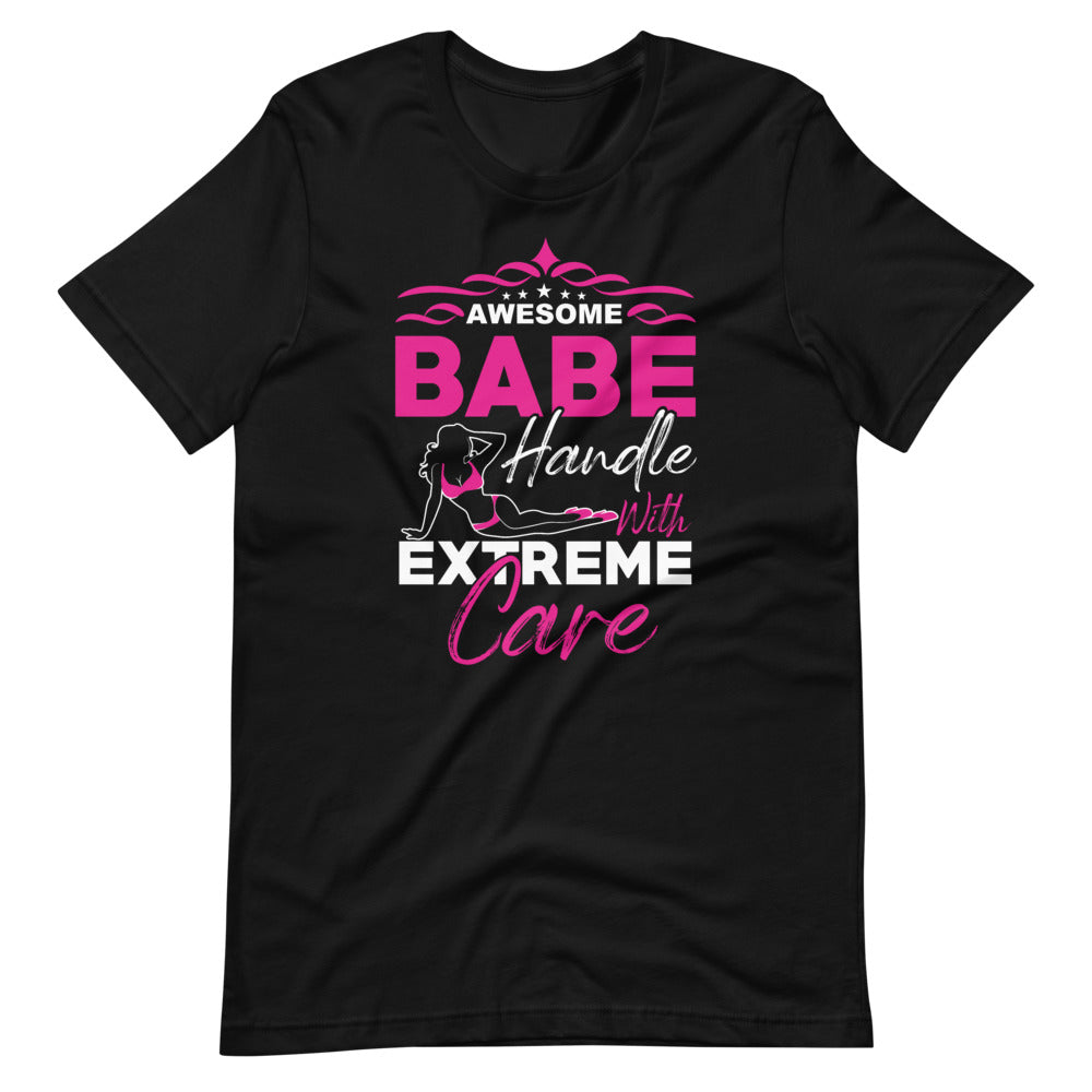 Awesome Babe -  Unisex T-Shirt