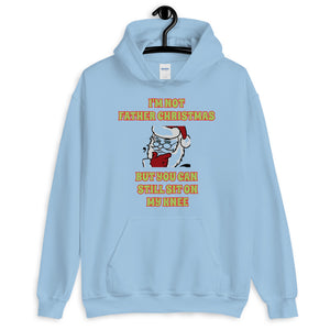 I'M Not Father Christmas - Unisex Hoodie