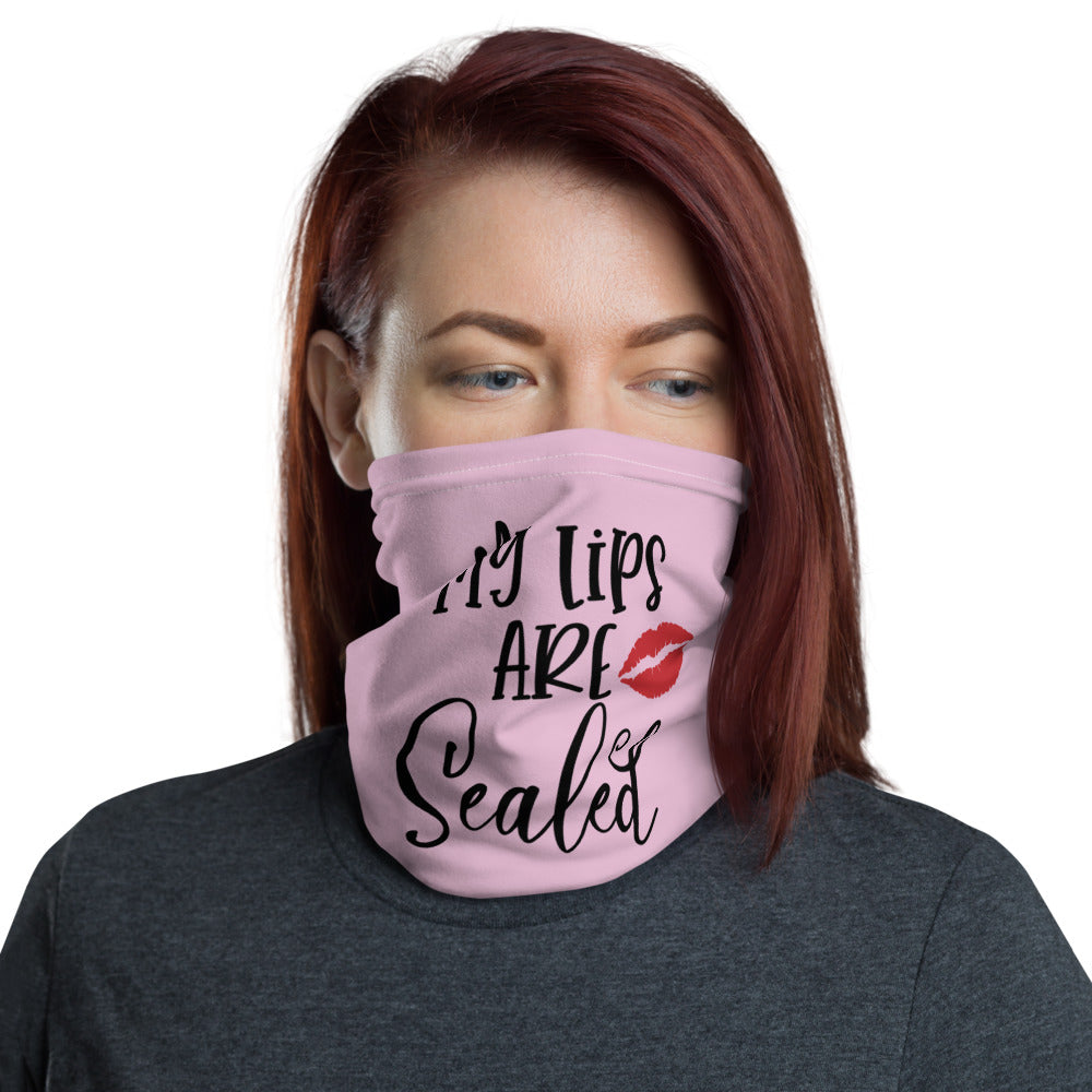 My Lips Are Sealed - Bandanna