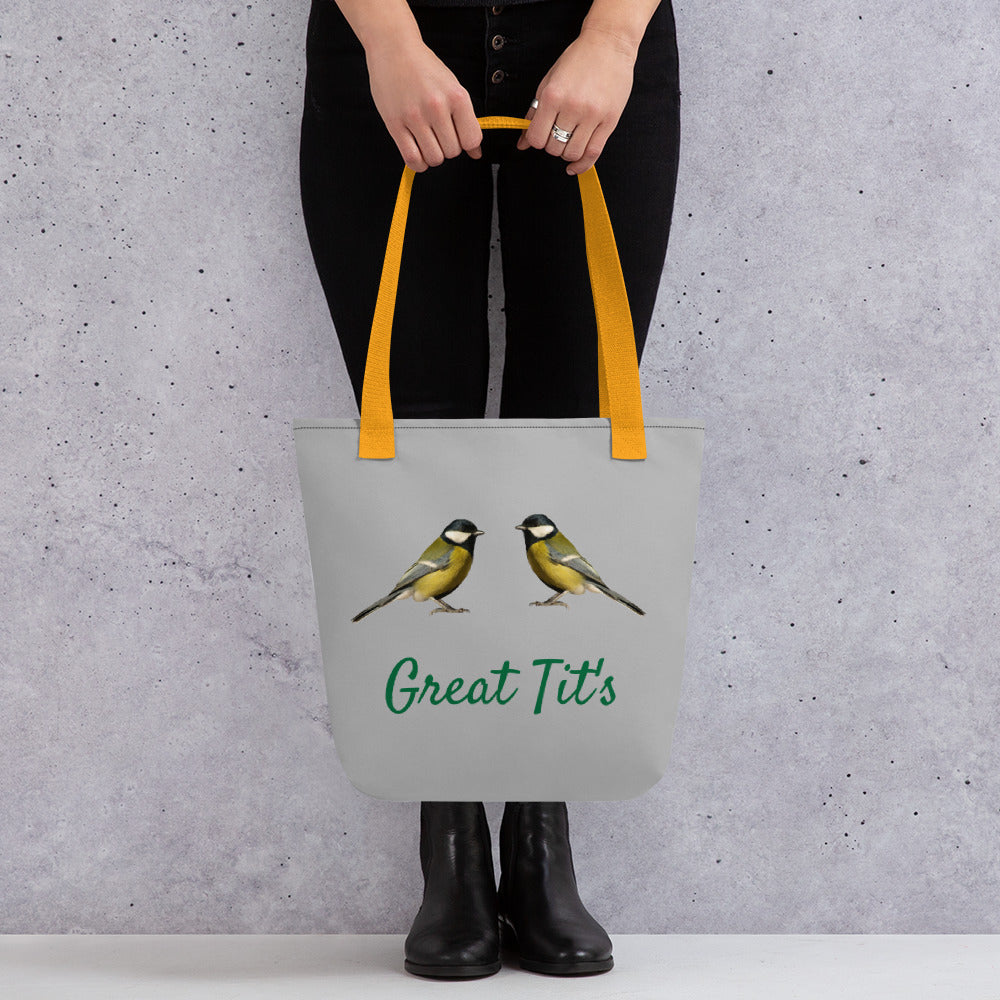 Great Tits - Tote bag