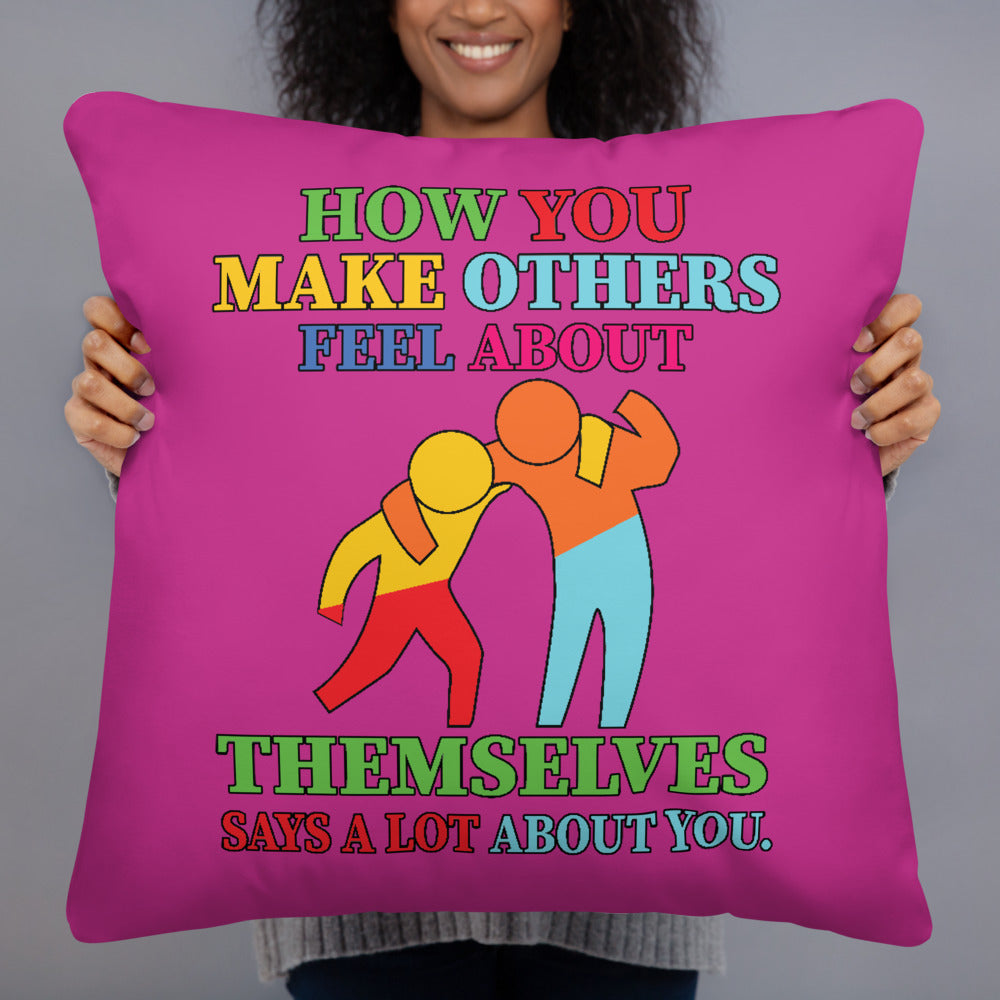 How You Make - Throw Cushion