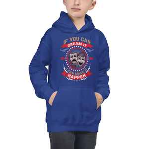 If You Can Dream It - Kids Hoodie