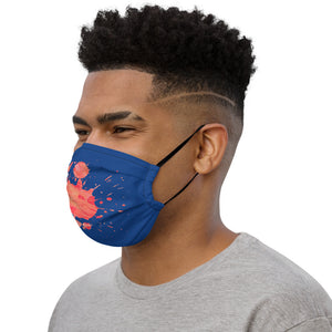 Paint Splash - Premium face mask