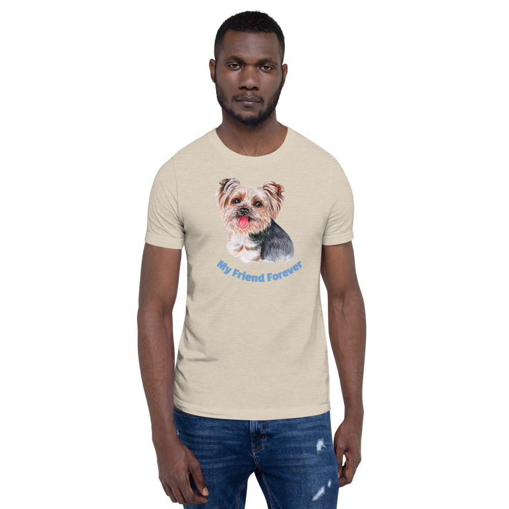My friend Forever - Short-Sleeve Unisex T-Shirt