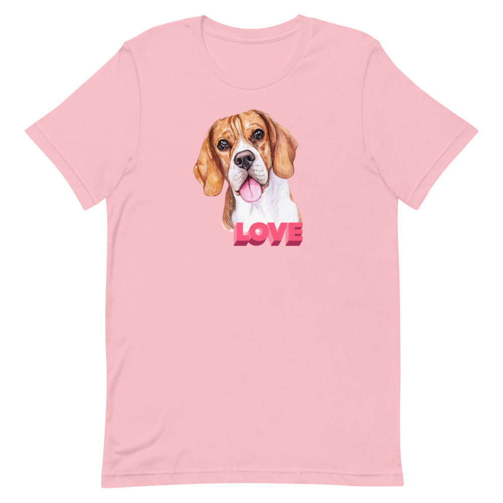 Love - Short-Sleeve Unisex T-Shirt