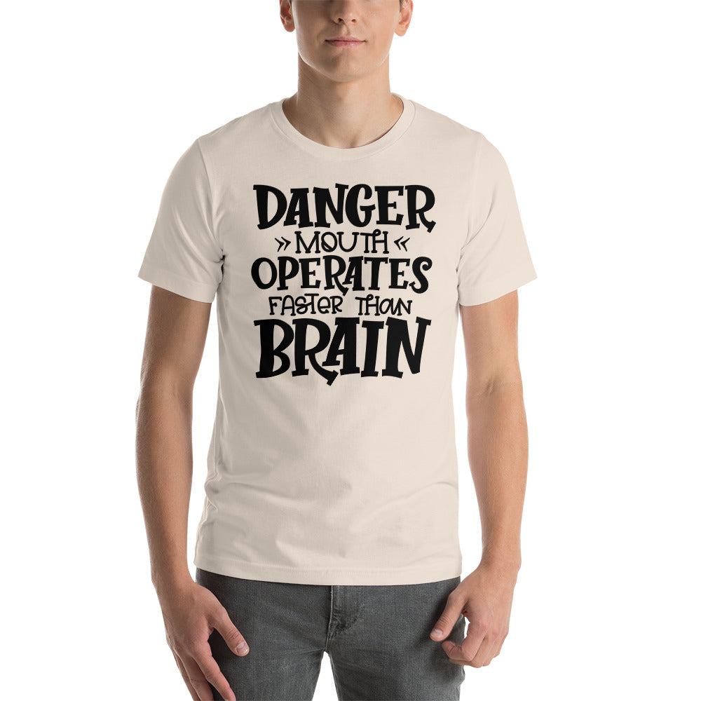 Danger Mouth Operates -  Unisex T-Shirt