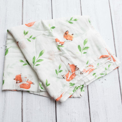 Baby Bamboo/Cotton SWADDLES