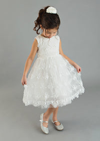 Sunday Rose Flower Girl Dress