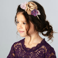 Style 30 Pocket Full of Posies Nylon Headband