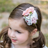 Style 36 Pocket Full of Posies Nylon Headband