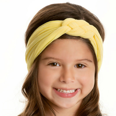 Sailor Knot Nylon Headwrap -37 Colors