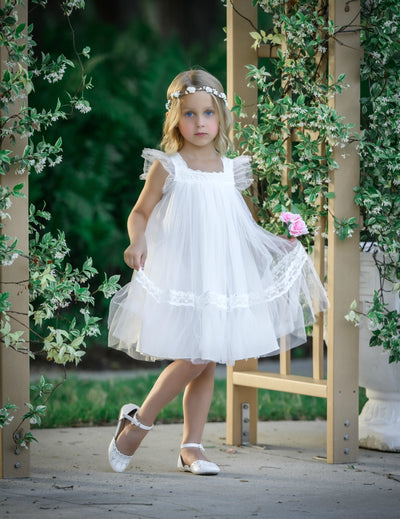 Kailani Dress -  Off White