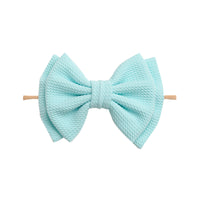 Zara Headbands Aqua 12