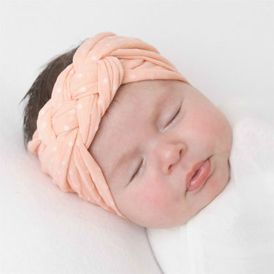 BRIA Sailor Knot Headwraps Peach 6