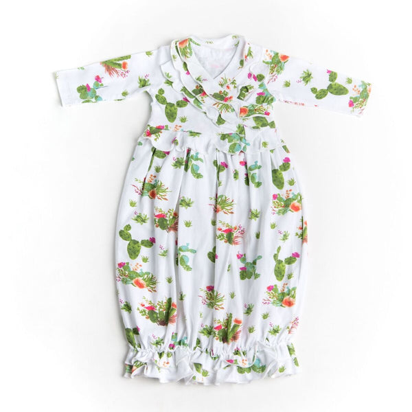 Baby Cotton Take Me Home Gown 4 Styles