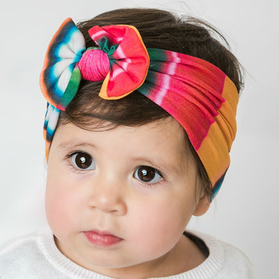Knot Nylon Headwraps Prints - H21