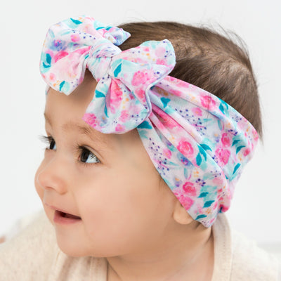 Knot Nylon Headwraps Printed - P23