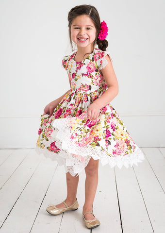 Alessia Floral Dress