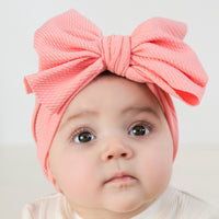 Lulu Headwraps PEACH 1