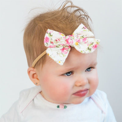 Thick Corduroy Bow Headbands 17 Styles