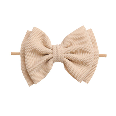 Zara Headbands Nude 7