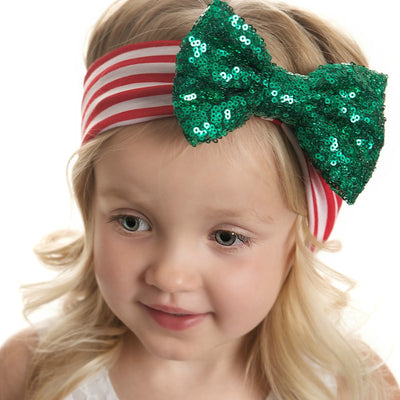 5 or 10 Headbands GRAB a BAG Jersey & Sequins Headbands