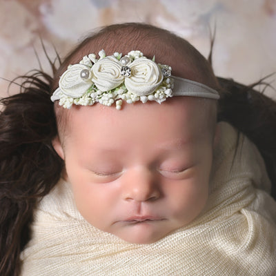 Mini Couture Aurie - Ivory