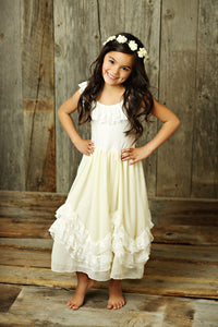 Zarah Flower Girl Dress