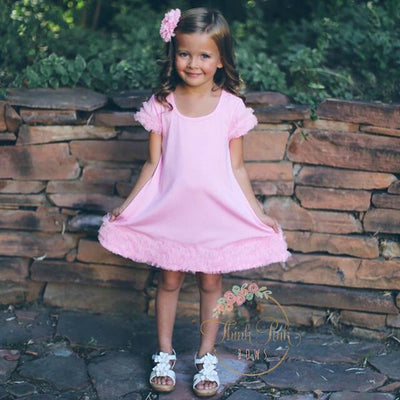 Soft Pink Sophia Dress