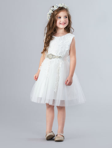 Victoria Flower Girl Dress