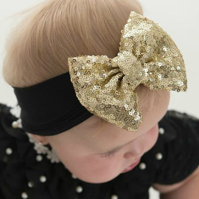 Gold Rush Headband