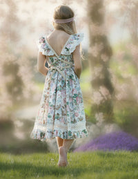 Matilda Dress -Floral