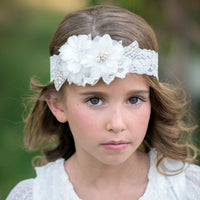 Snow Angel Headband
