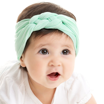 Sailor Knot Nylon Headwrap MINT 5