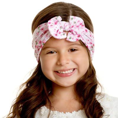 Knot Nylon Headwraps Printed - P22